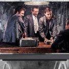 Goodfellas, Robert De Niro, Ray Liotta, Joe Pesci 18x28 inches Canvas Print