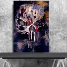 The Punisher Season 2   24x35 inches Canvas Print