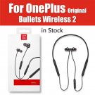 OnePlus Bullets Wireless 2 AptX Hybrid In Ear Earphone Magnetic Control Mic Fast Charge