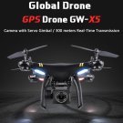 RC Quadcopter with Adjustable 1080P Camera, Follow Me, Altitude Hold, Intelligent Auto Return