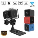 Mini WIFI Night-Vision Motion FULL HD Camcorder with Waterproof Shell for Outdoor Travelling, Diving