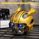 Bumblebee Transformer Wireless Stereo Subwoof Bluetooth Speaker with FM Radio, TF Card Supported