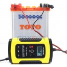 Motorcycle & Car 12V 5A Battery Pulse Repair Charger with LCD Display