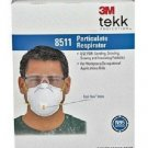 3M 07185 N95 Particulate Respirator (80 Pack) High Quality