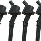 ABN Ignition Coil OE Spec Replacement 4-Pack Order for Ford DG508