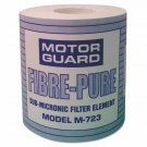 Motor Guard 723 Replacement Sub-Micronic Filter Element - 4 Pack