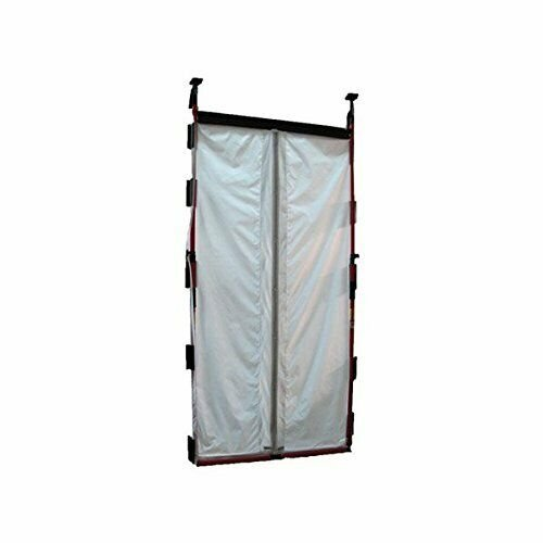 FastCap 01054 Magnetic Dust Barrier Door System, 38.5