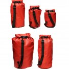 Waterproof Dry Bag Backpack in Red – Kayak Camping Hiking Fishing Pouch Sack
