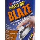 Performix Plasti Dip 11218 Blaze Orange Rubber Spray Efficient Aerosol