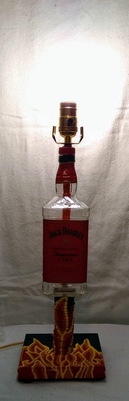 Jack Daniales  lamp