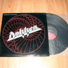 DOKKEN BREAKING THE CHAINS VINYL LP RECORD