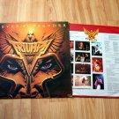 TRIUMPH NEVER SURRENDER VINYL LP RECORD