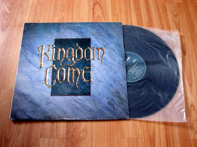KINGDOM COME VINYL LP RECORD