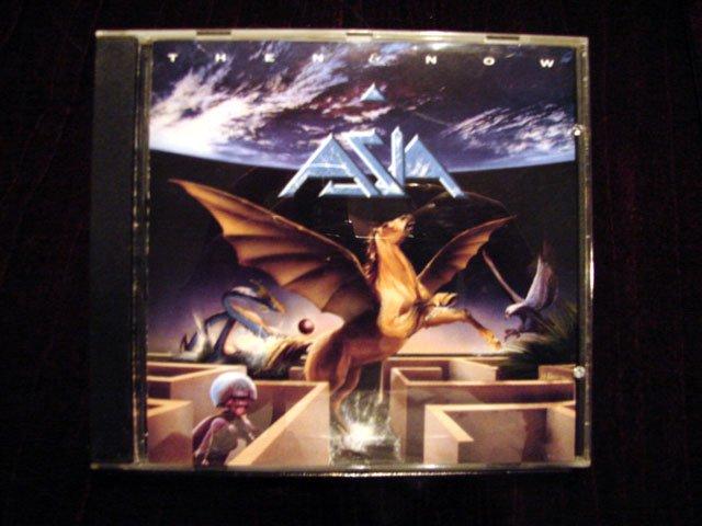 AZIA THEN & NOW CD