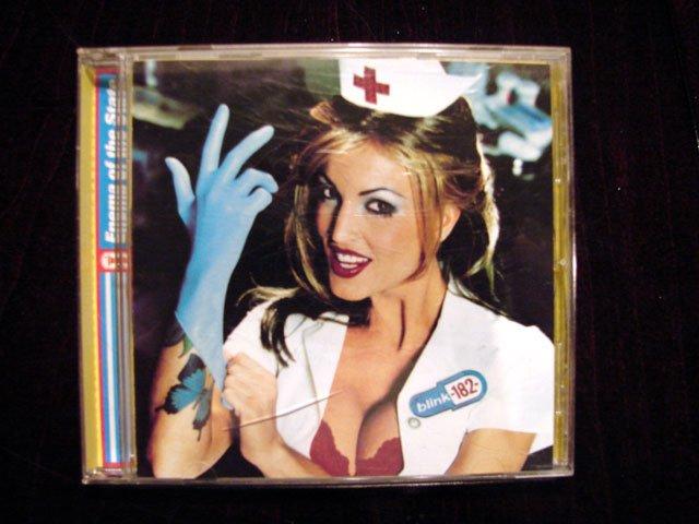 BLINK182 ENEMA OF THE STATE CD