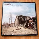 RUSH A FAREWELL TO KINGS VINYL LP RECORD
