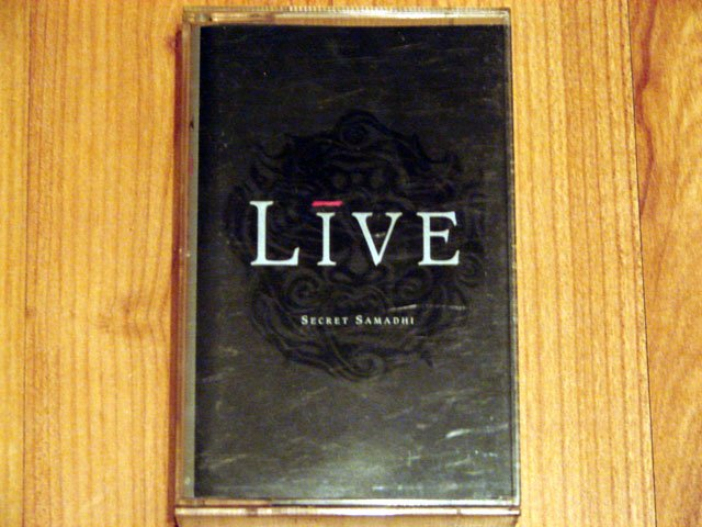 LIVE SECRET SAMADHI TAPE