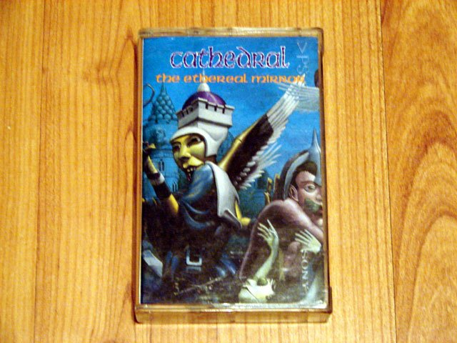 CATHEDRAL THE ETHEREAL MIRROR TAPE