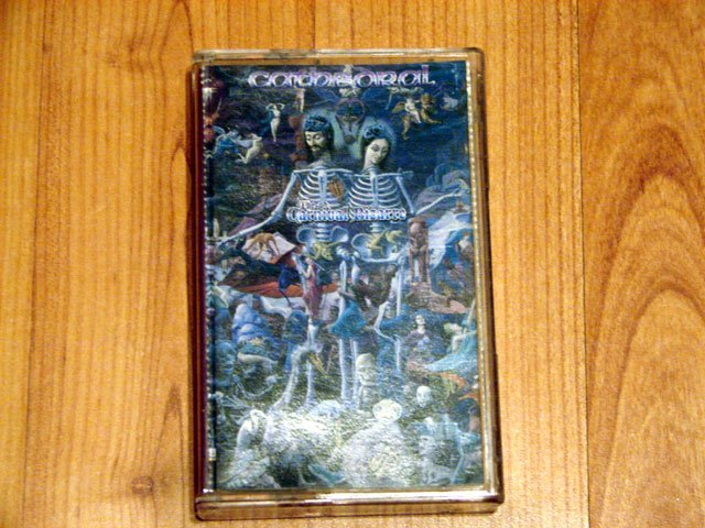CATHEDRAL THE CARNIVAL BIZARRE TAPE