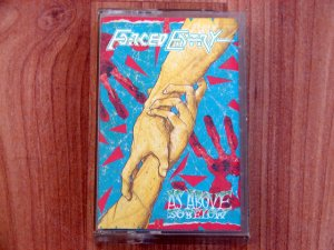 FORCED ENTRY AS ABOVE SO BELOW TAPE
