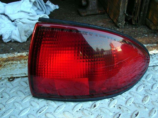 1996 Chevrolet Cavalier RH Rear Tail Light