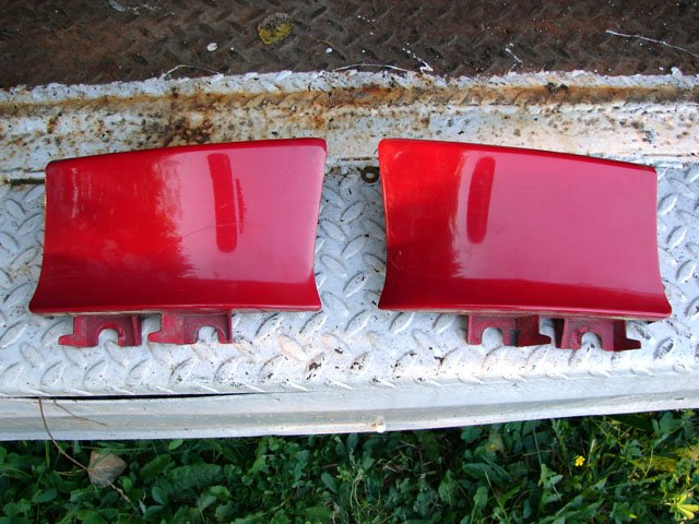1996 Chevrolet Cavalier Rear Tail Light Fillers