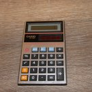 Vintage Casio SL-807 Retro Calculator for decorative - Old Used - Don't work - FREE SHIPPING