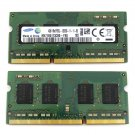 Samsung 4 GB 4GB 1RX8 PC3l 12800S 11 11 B2 DDR3 Sodimm Notebook Laptop Memory RAM 1600MHz