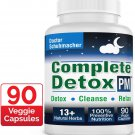 Longevity Complete Detox [PM] - Rapid Whole Body Detox for Liver, Colon, Lymph, Kidney Cleanse