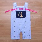 Baby Boy Easter Romper **Easter Collection**