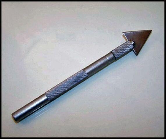 Art Glass Flaring Tool Work Sharp Stainless Steel