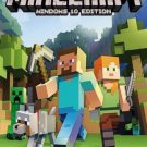 Minecraft Windows 10 Edition (Key)