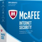 MCAFEE INTERNET SECURITY 2019 (5 YEARS  1 PC)