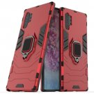 PC + TPU Shockproof Protective Case for Galaxy Note 10 Pro (Red)