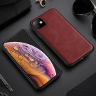 iPhone 11 X-level Earl III Series Leather Texture Soft Case