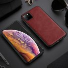 iPhone 11 Pro Max X-level Earl III Series Leather Texture Soft Case