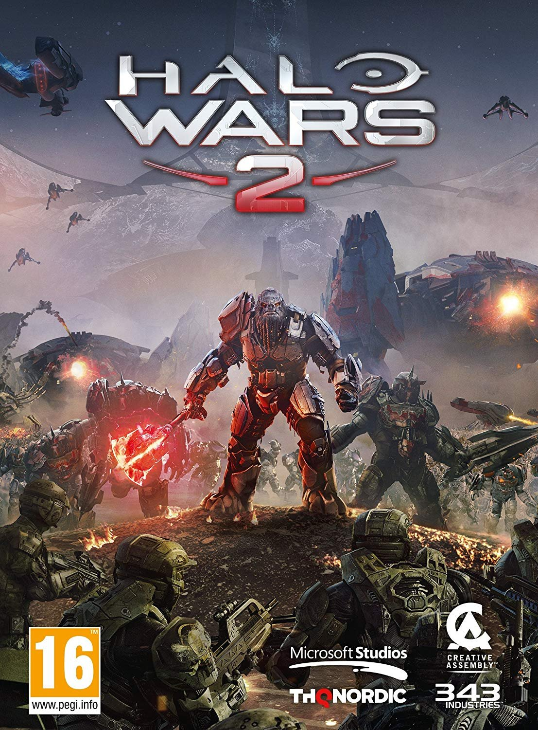 Halo Wars 2 Key (XBOX One / Windows 10)