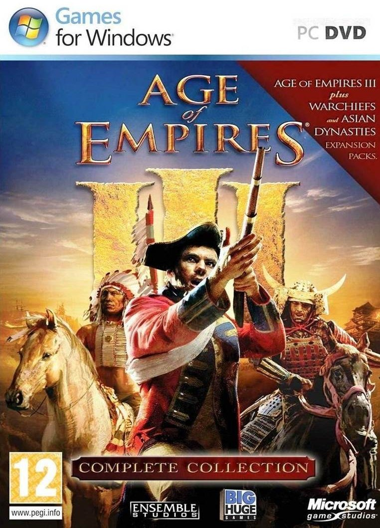 Age of Empires III Complete Collection Key (Steam)
