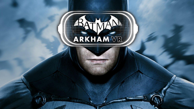 Batman Arkham VR Key (Steam)