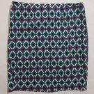 Vintage Willi Smith Cotton Mini Skirt Multi colors