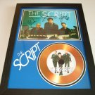 THE SCRIPT  signed disc