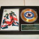THE WHO    signed disc