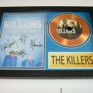 THE KILLERS  signed disc