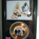 the pretty reckless   signed disc