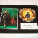 noel gallagher  signed disc