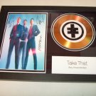 take that    signed disc