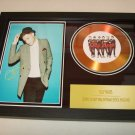 olly murs   signed disc