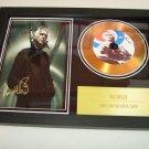 paul weller   signed disc