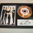 one direction  signed disc