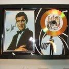 james bond     signed disc
